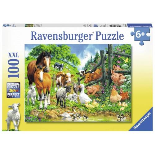 Ravensburger - Animal Get...