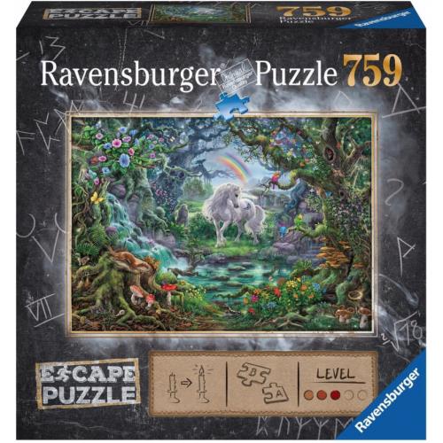 Ravensburger Escape Puzzle...
