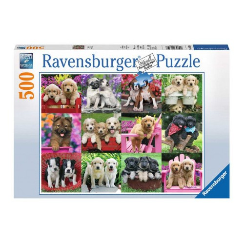 Ravensburger -  Puppy Pals...