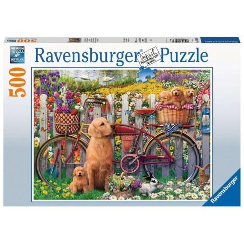 Ravensburger -  Cute Dogs...