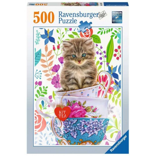 Ravensburger -  Kitten in a...
