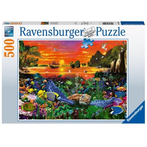 Ravensburger -  Turtle in...