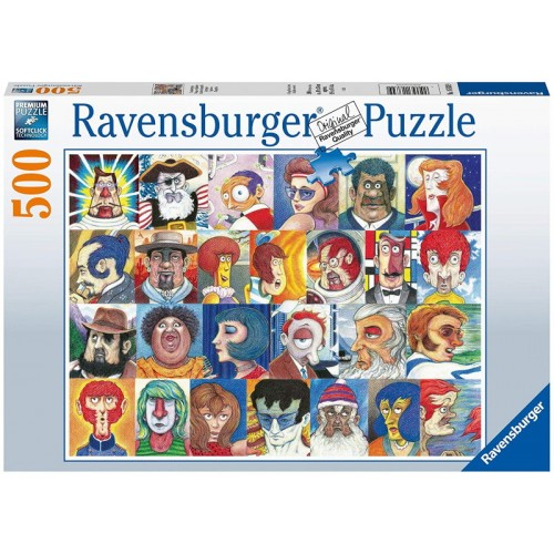 Ravensburger -  Typefaces...