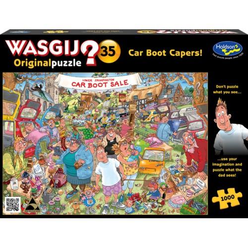 WASGIJ? Original 35 Car...