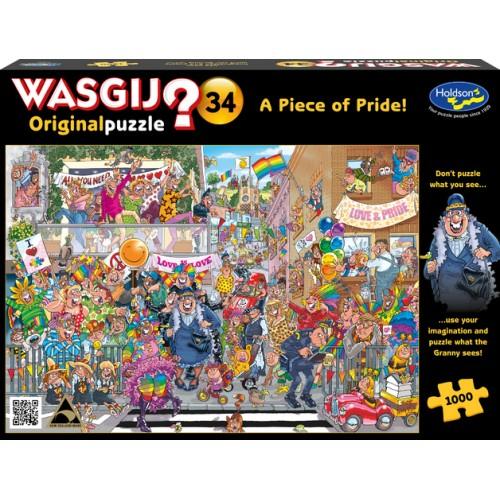 WASGIJ? Original 34 A Piece...