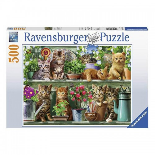 Ravensburger -  Cats on the...
