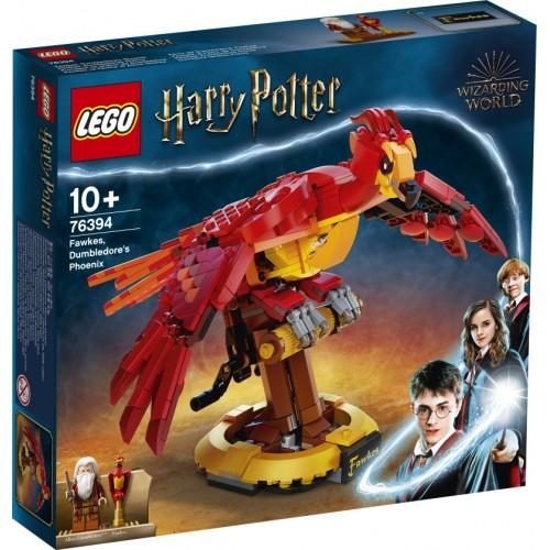Fawkes, Dumbledore's Phoenix
