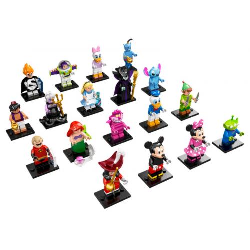 Disney Series 1 Minifigures...