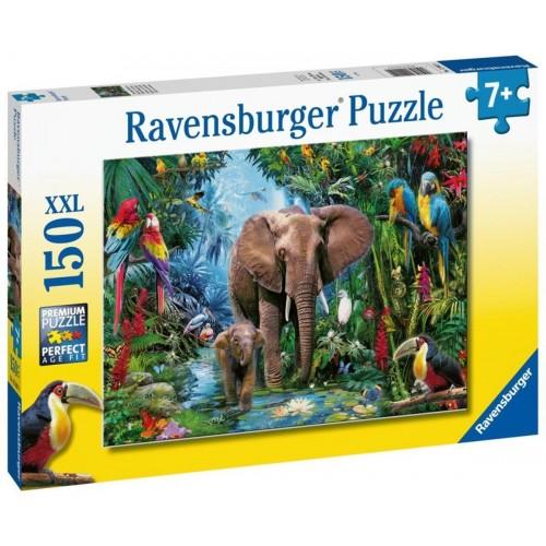 Ravensburger - Elephants at...