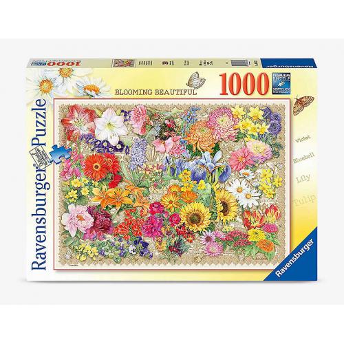 Blooming Beautiful -1000pc...
