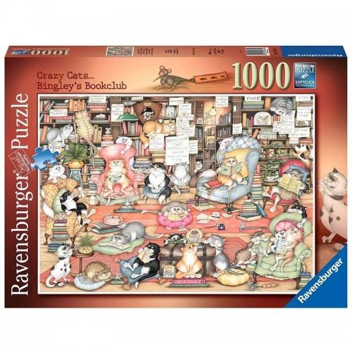 Bingley's Bookclub - 1000pc...