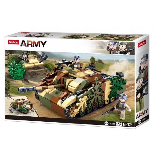 Stug III Armoured Fighting...
