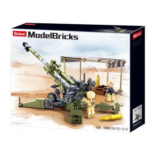 MB M777 Howitzer