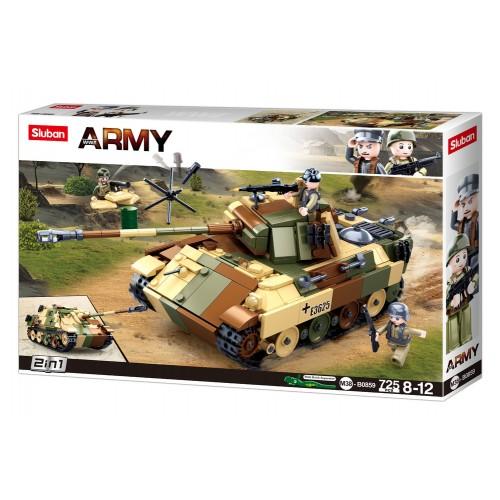 WWII Medium Tank
