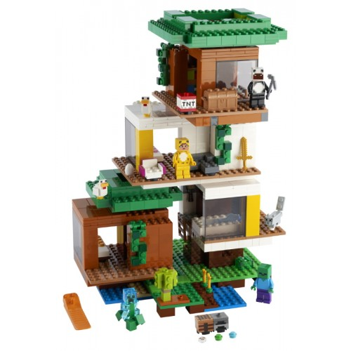 The Modern Treehouse