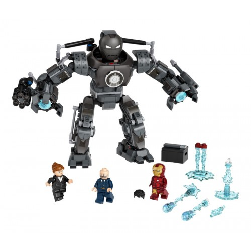 Iron Man: Iron Monger Mayhem