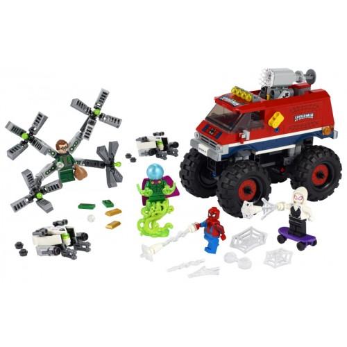 Spider-Man's Monster Truck...