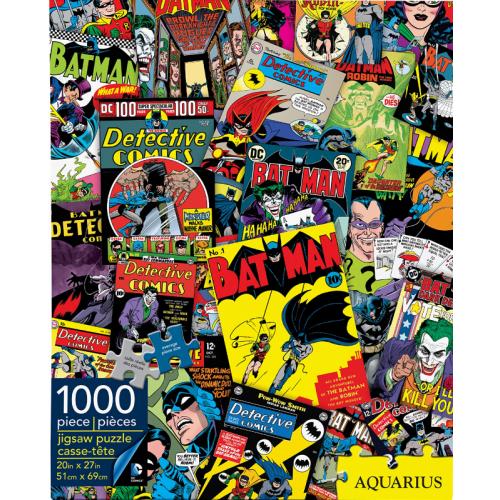 Batman Retro Collage...
