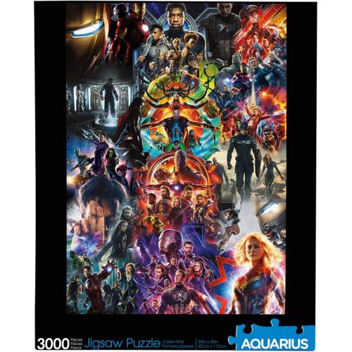 MARVEL MCU Collage 3000pcs...