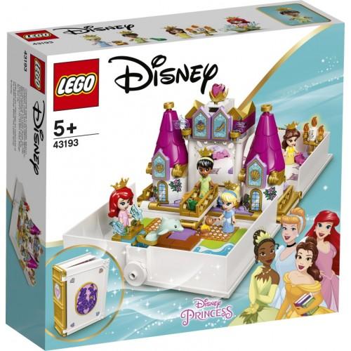 Ariel, Belle, Cinderella...