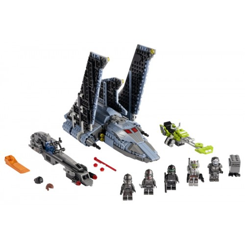 The Bad Batch™ Attack Shuttle