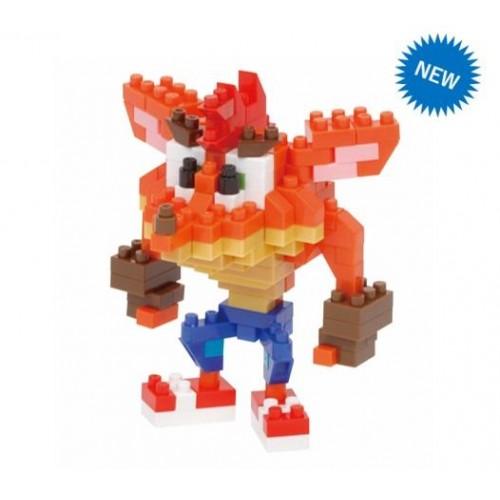 Nanoblocks Crash Bandicoot