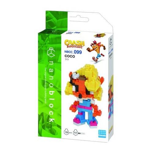 Nanoblocks  Coco (Crash...