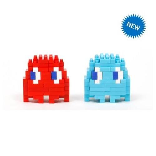 Nanoblocks  PAC-MAN Blinky...