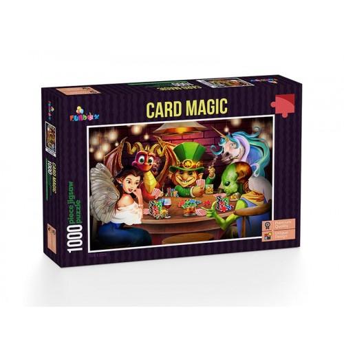 Card Magic 1000 piece...