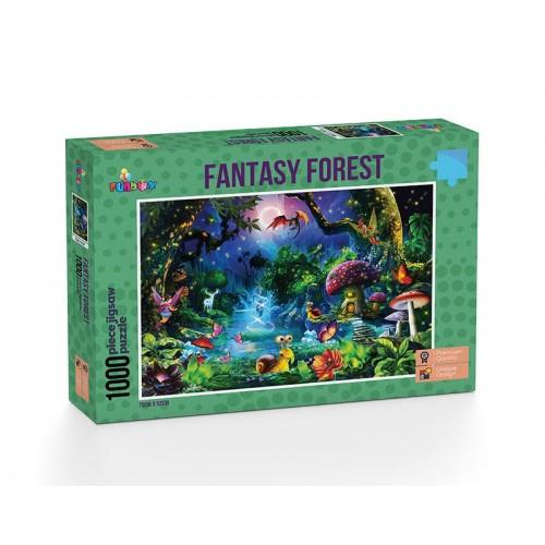 Fantasy Forest 1000 piece...