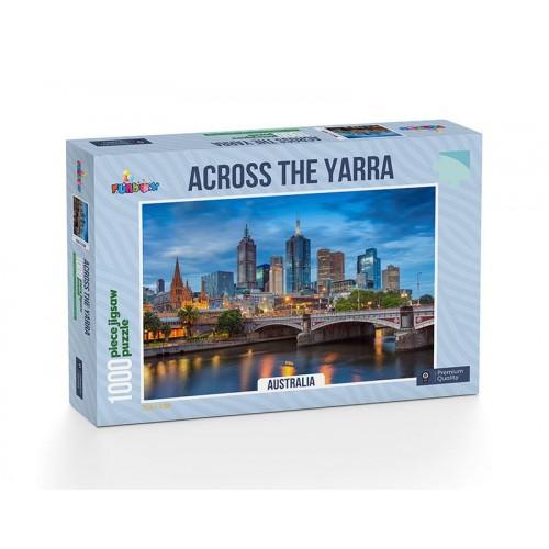 Across the Yarra 1000 piece...