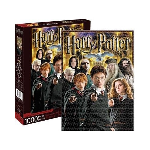 Harry Potter Collage 1000...