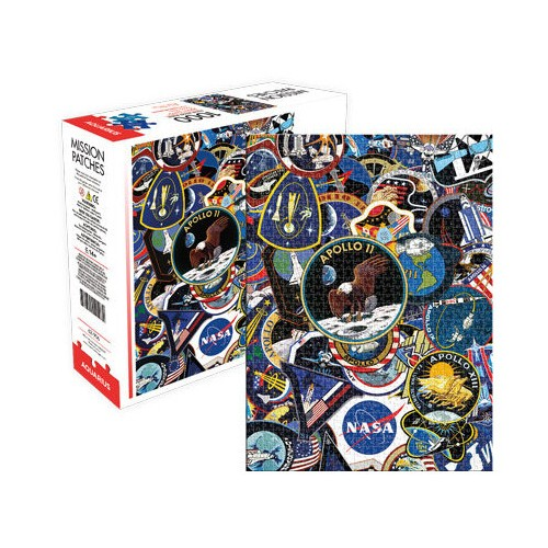 NASA Mission Patches 1000...