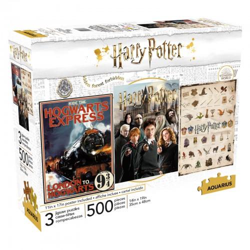 Harry Potter Puzzle 500...
