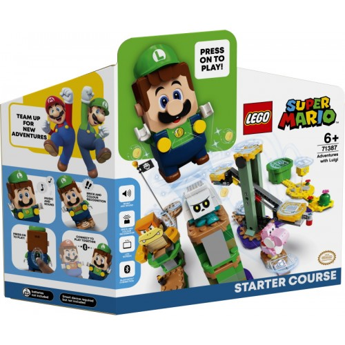 Adventures with Luigi...