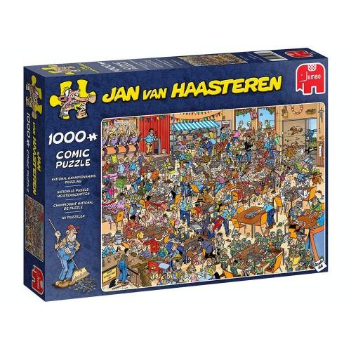 Jan Van Haasteren National...