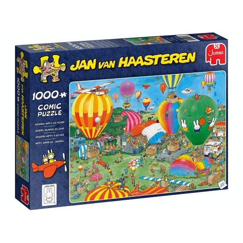 Jan Van Haasteren Hooray...