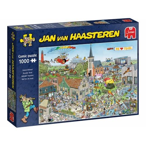Jan Van Haasteren Island...