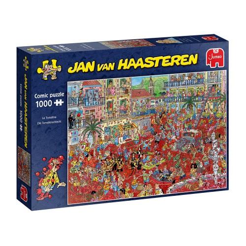 Jan Van Haasteren La...