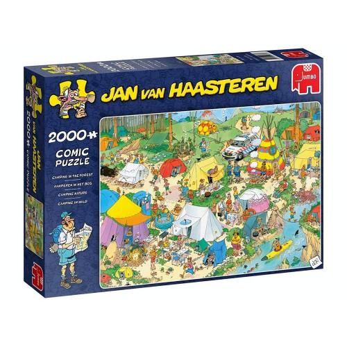 Jan Van Haasteren Camping...