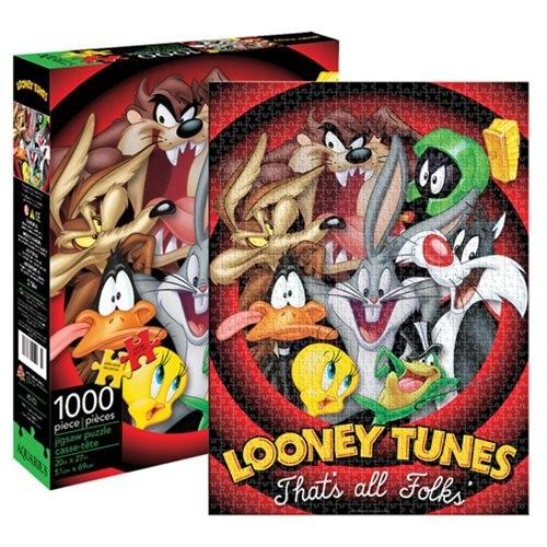 Looney Tunes Aquarius...
