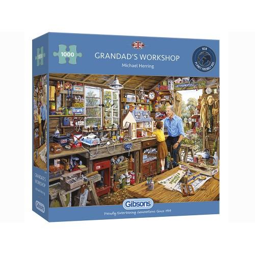 Grandad's Workshop 1000pc...