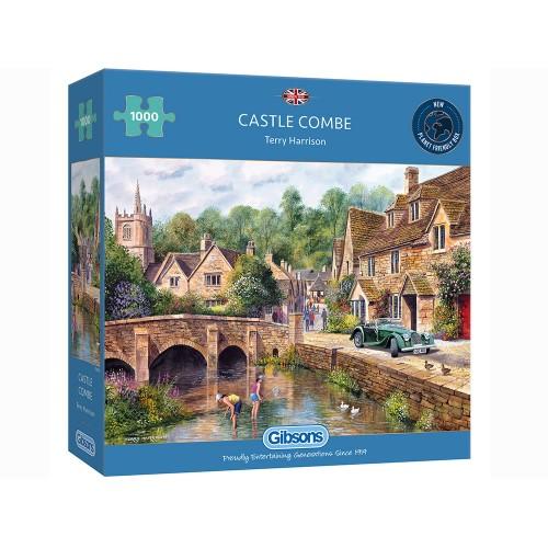 Castle Combe 1000pc Puzzle