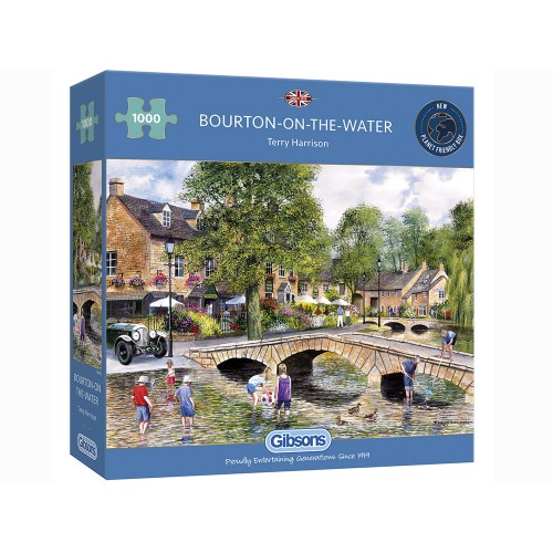 Bourton on the Water 1000pc...