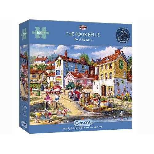 Four Bells 1000pc Puzzle