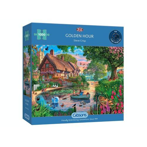 Golden Hour 1000pc Puzzle