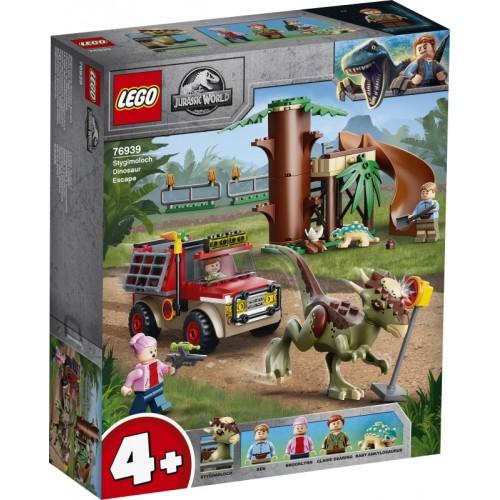 Stygimoloch Dinosaur Escape