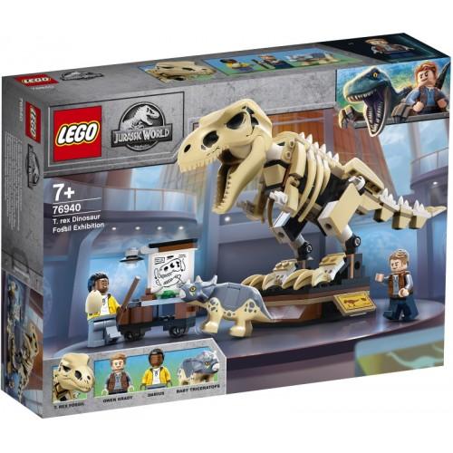 T. rex Dinosaur Fossil...