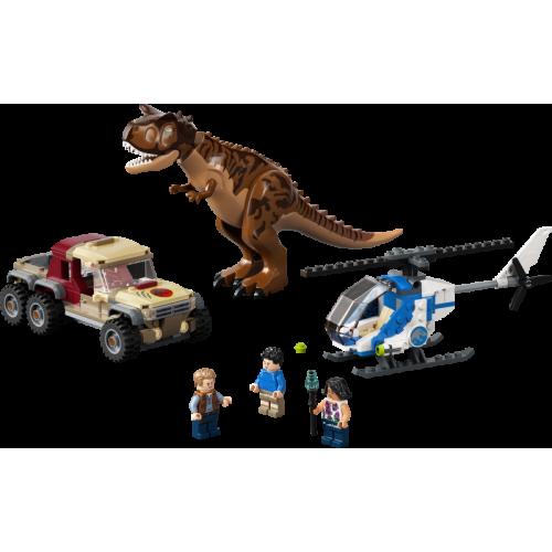 Carnotaurus Dinosaur Chase