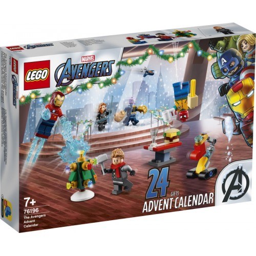 The Avengers Advent...